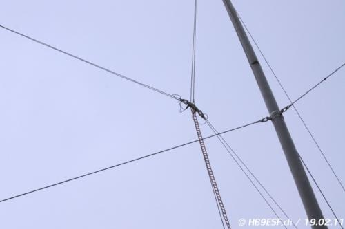 Montage antenne SE 430